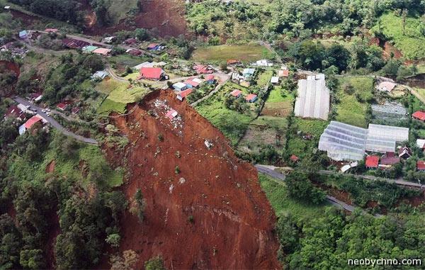 Развалины Коста-Рики