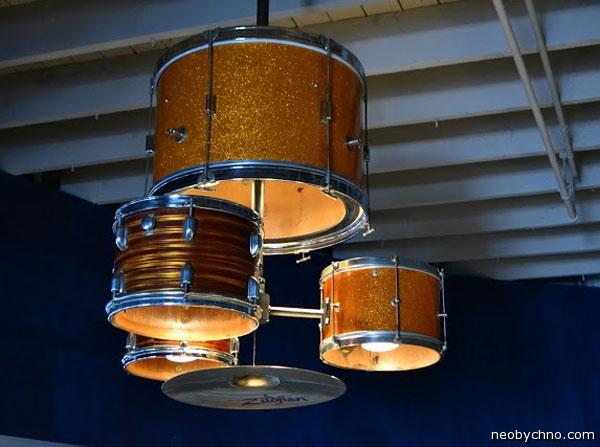 Люстра модели The Drum