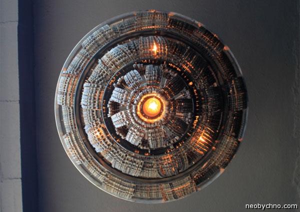 connect-series дизайнерский светильник