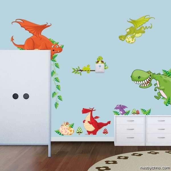 Kids Wall Stickers  Wayfaircom  Online Home Store for