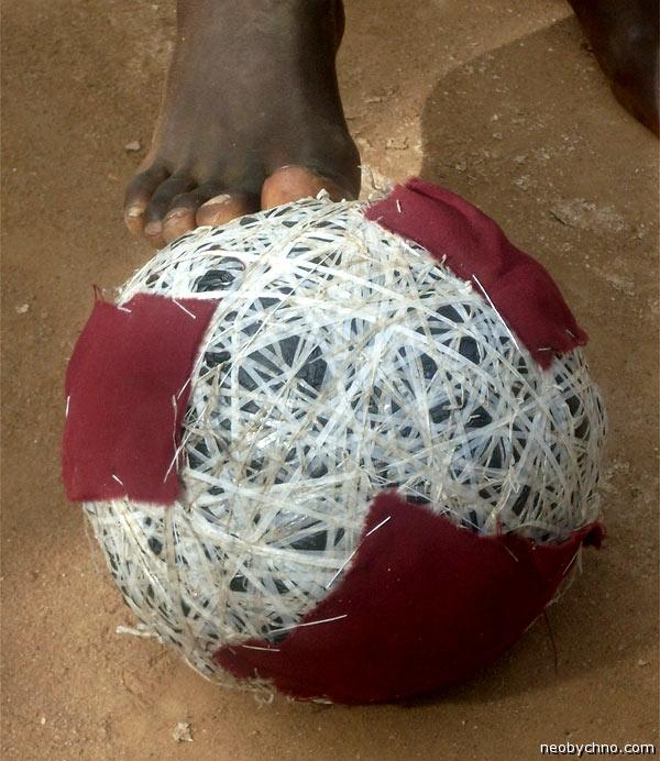 Мозамбикский футбол