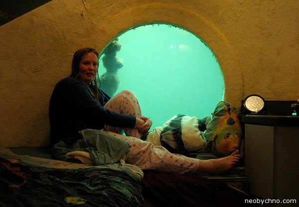 Подводная гостиница в США