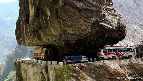Индийская дорога