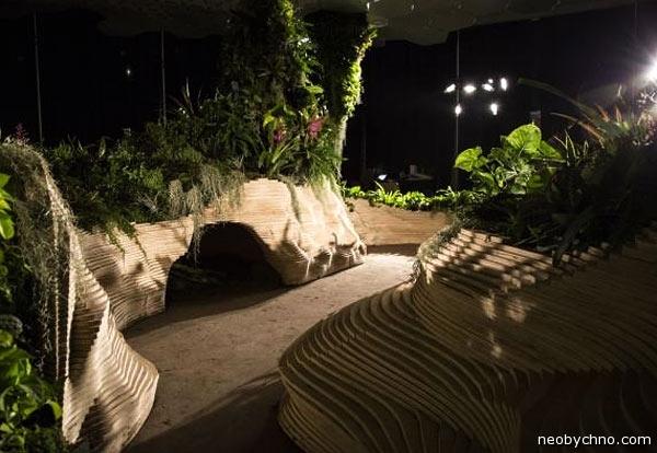 Подземное озеленение