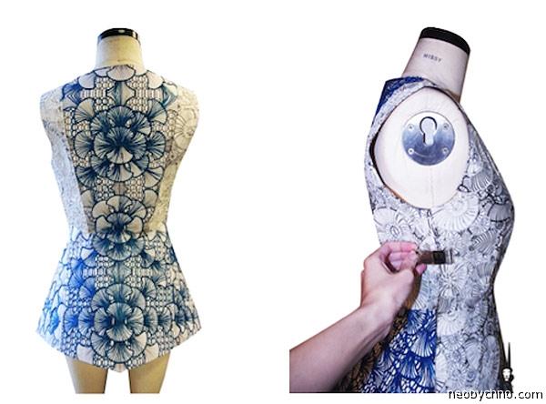 Как напечатать одежду