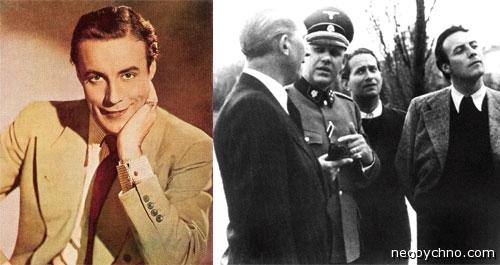 Йоханнес Хестерс и нацисты