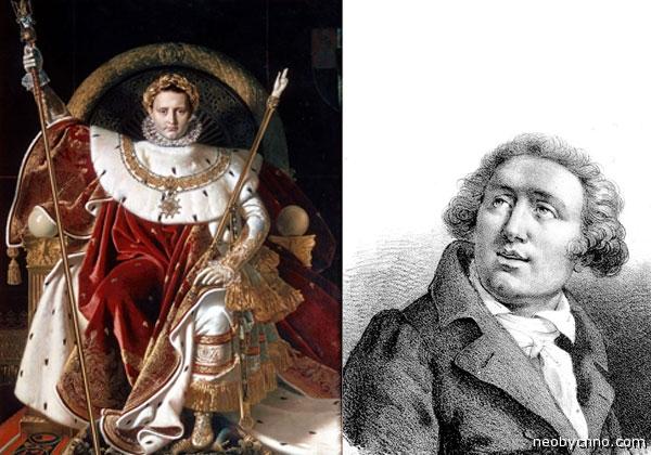 Наполеон и его любимый итальянец