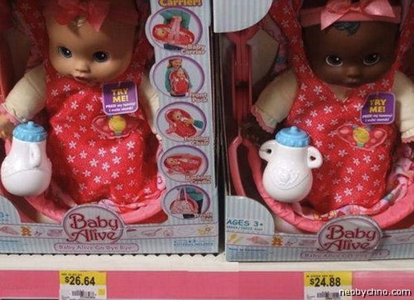 Обыкновенный беби-расизм