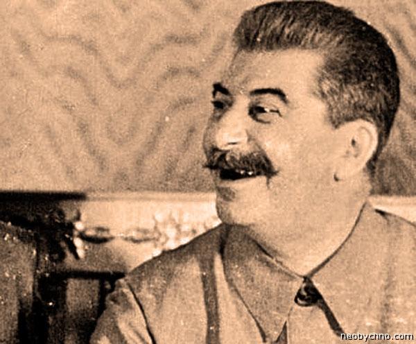 Сталина вставило
