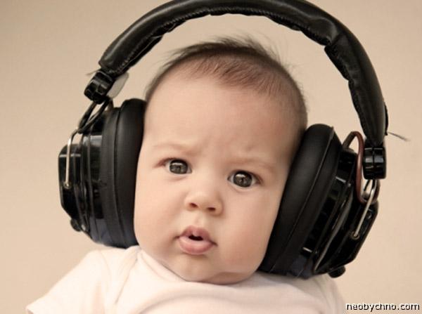 Младенцы умеют слушать