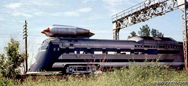 Реактивный поезд 1966 США