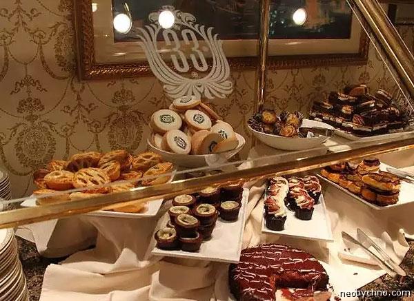 Десерты секретного ресторана