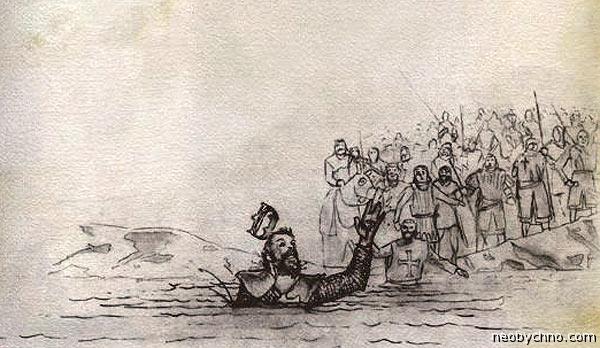 Как утонул Фридрих Первый