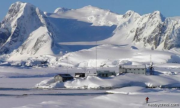 Украинская база в Антарктике