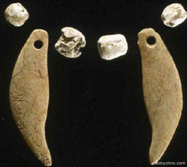 Ожерелье из кошачьей могилы