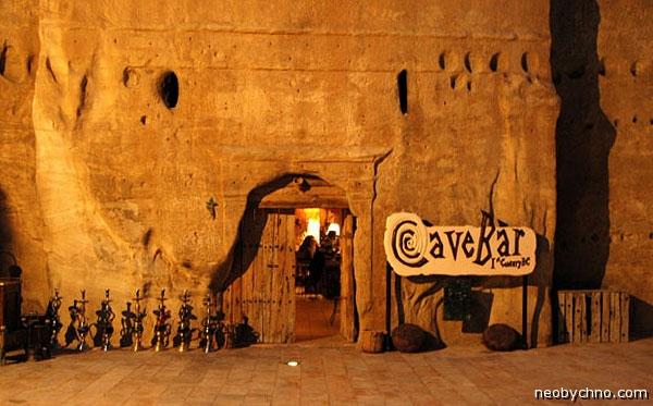 Cave Bar Петра Иордания