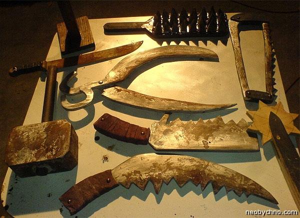 Инструменты пыток