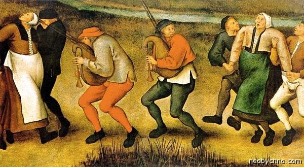 Эпидемия танцев 1518 года