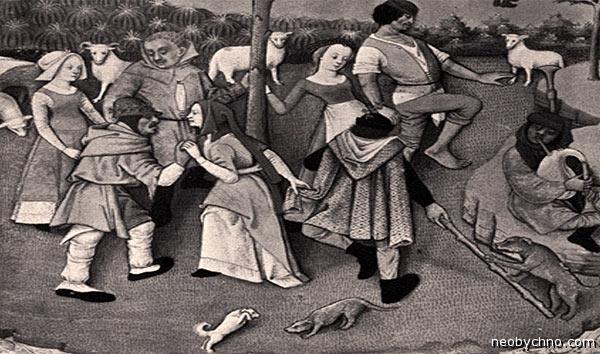 Конец эпидемии танцев