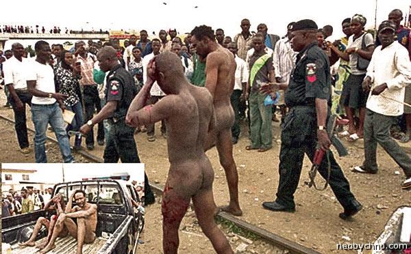 Правосудие в Нигерии