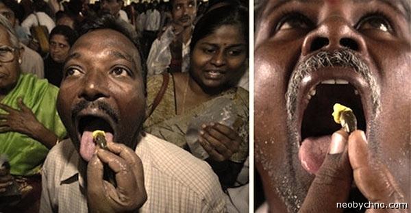 Шокирующая Индия