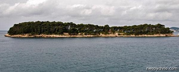 остров дакса хорватия