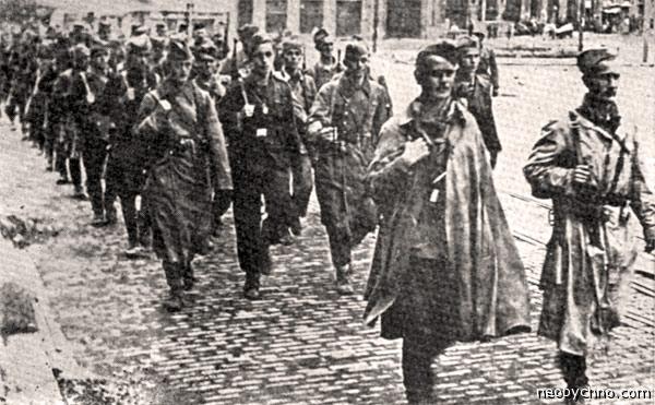 Югославские партизаны
