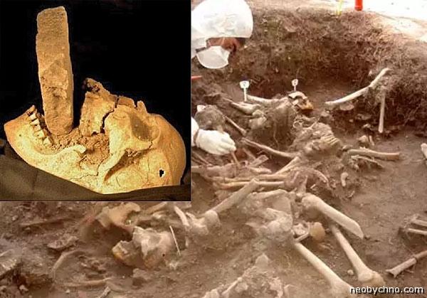 Страшный череп с Ладзаретто Нуово