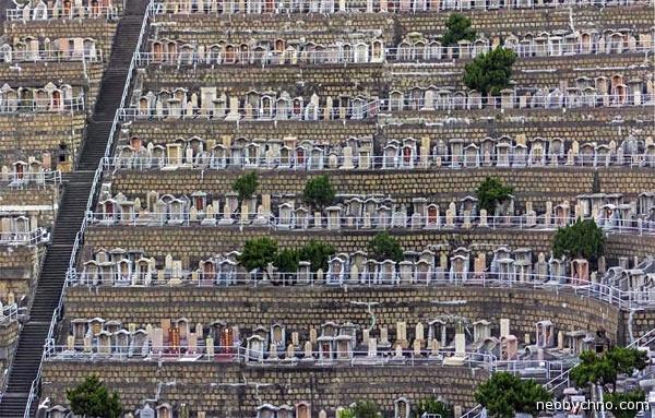 гонконг кладбище
