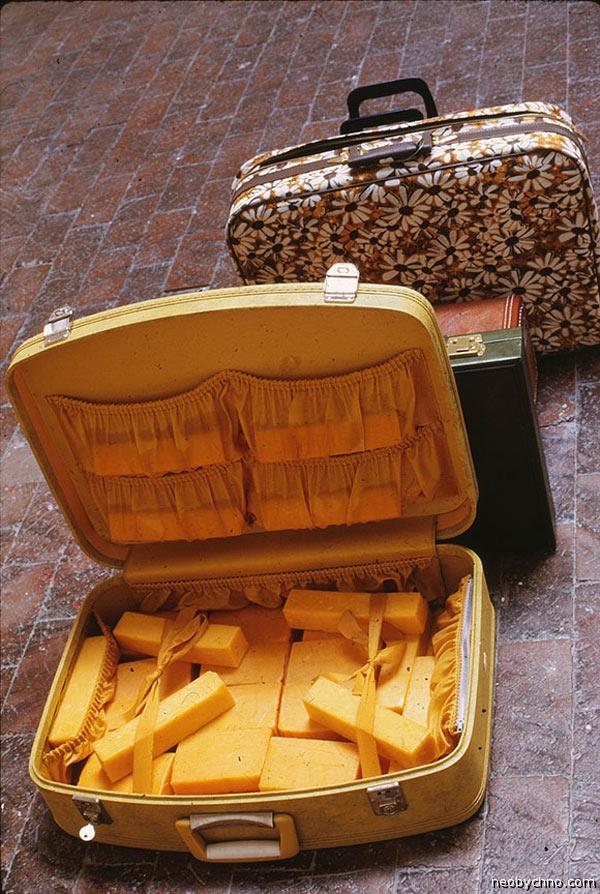 дитер рот сыр в чемоданах