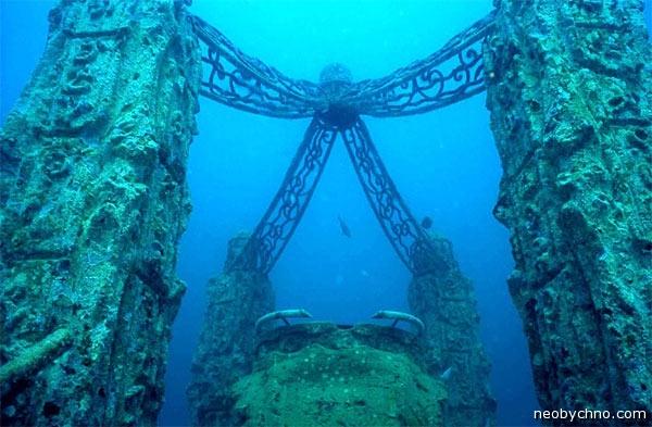 риф Нептуна кладбище