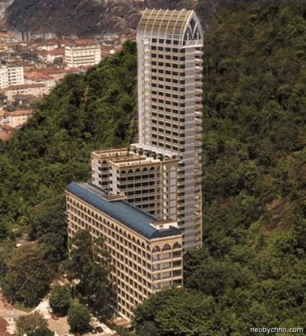 некрополь небоскреб
