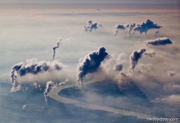 грязный воздух как проблема