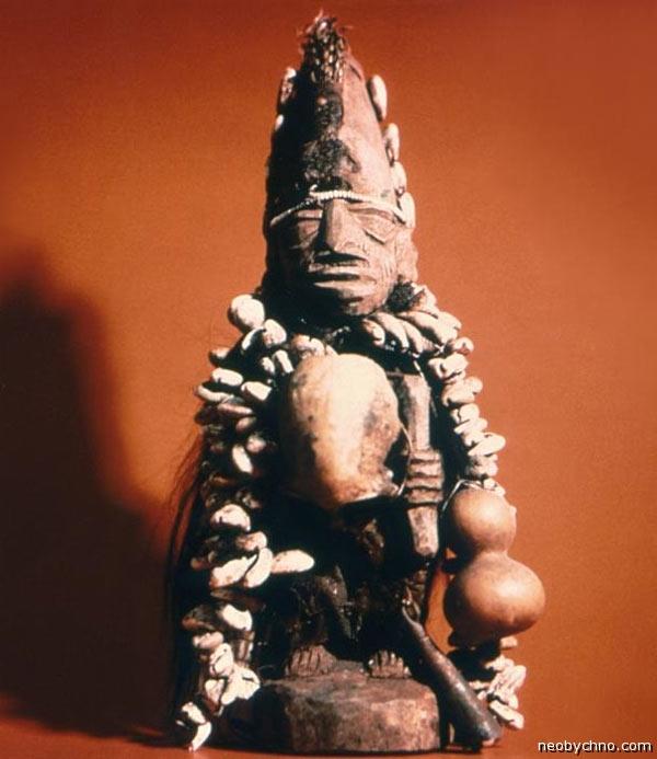 негритянский бог