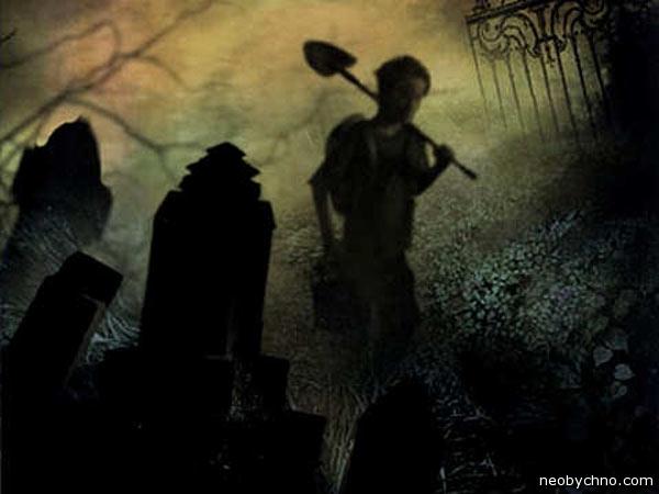 кладбищенская мафия