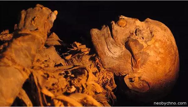медовая мумия
